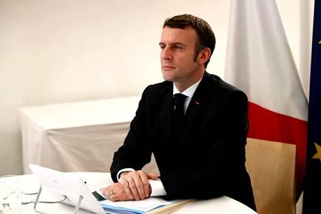 Ranskan presidentti on ollut raivoissaan rokottamisen hitaudesta.