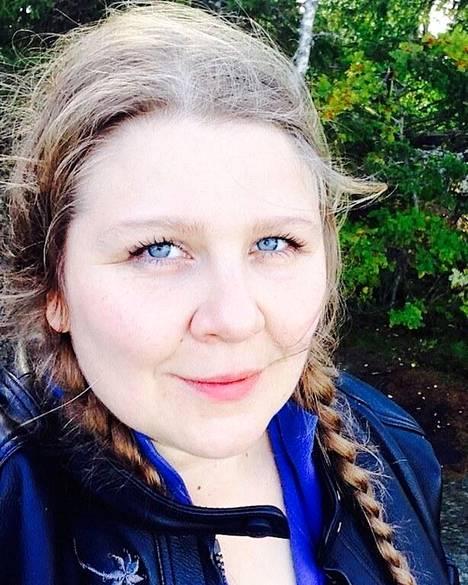 Johanna Koponen-Remes on asunut vuoden asuntoautossa perheensä kanssa.