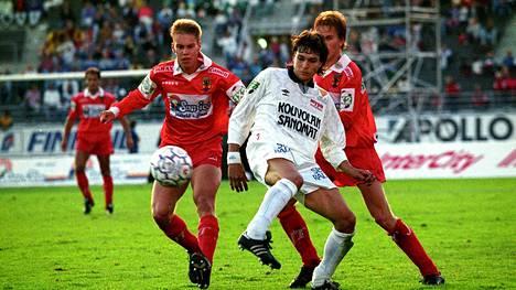 Myllykosken Pallolla on takanaan hieno menestyshistoria. Vuonna 1992 seura voitti Suomen cupin. Joukkueessa pelasi muun muassa Jari Litmanen.