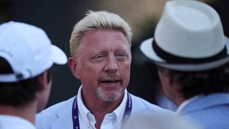 Boris Becker on ollut tuttu näky Wimbledonissa uransa päättymisen jälkeenkin.