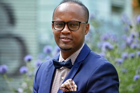 Abdirahim Hussein on aiemmin toiminut Sdp:n kaupunginvaltuutettuna Helsingissä.