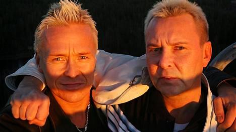 Kai Merilän ja Matti Nykäsen ystävyys alkoi jo vuonna 1990.