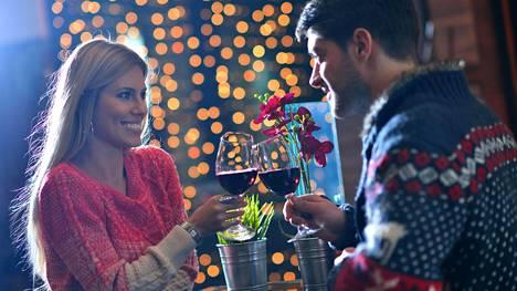 Toivotko, että joulusta tulisi ihana rakkauden juhla?