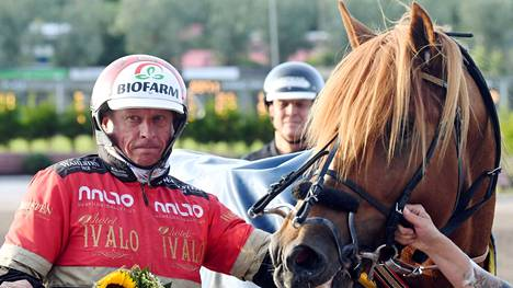 Tapio Perttusen valmentama Vixeli pyrkii legendaarisen Saran Salaman kavionjäljille.