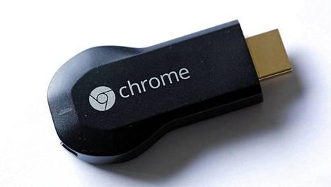 Chromecast Puhelimella