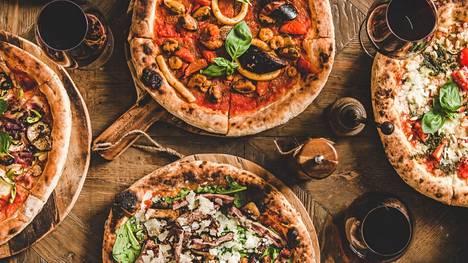 Lauantai-illan pizza-aterian juomaksi käy vaikkapa Zenato Bardolino. Se on tällä hetkellä monikäyttöisin laatikkoviini.