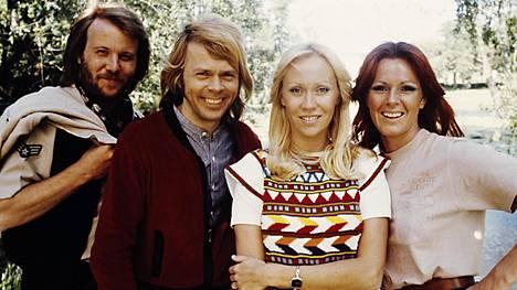 ABBA on yksi legendaarisimmista pop-yhtyeistä kautta aikain.