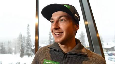 Ilkka Herola onnistui Lillehammerissa.