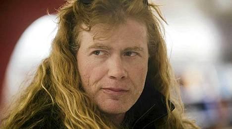 Dave Mustaine suututti faneja Kroatiassa.