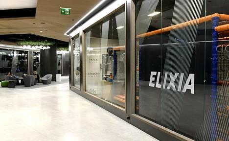 Elixian toimipiste Espoon Tapiolassa 12. maaliskuuta.