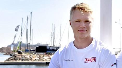 Suomen Laser-purjehtijat hyvissä asemissa MM-Tanskassa