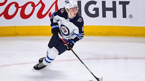 Sami Niku siirtyy Winnipegistä Montrealiin.