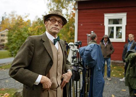 Ilkka Heiskanen on elokuvassa Sumelius.