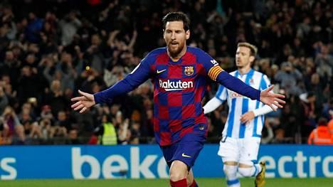 FC Barcelonassa keskustellaan isoin kirjaimin pelaajapalkoista. Leo Messille johdon ehdotus tietäisi huimaa palkanpudotusta.