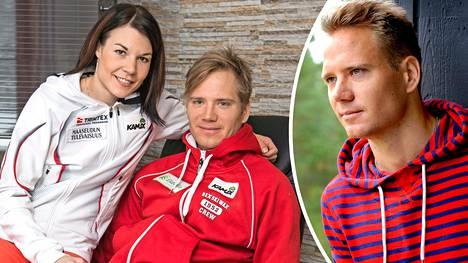 Huippuhiihtäjä Mona-Liisa Nousiaisen kuolemasta on kulunut vuosi. Leskeksi jäänyt Ville Nousiainen kertoi viime kesän haastattelussa vaimonsa sairastumisesta.