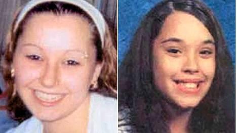 Amanda Marie Berry ja Georgina Lynn Dejesus löytyivät vihdoin. Berry siepattiin 2003 hänen ollessan 16, Dejesus siepattiin 2004 hänen ollessaan 14.