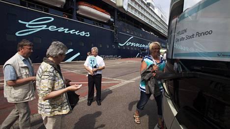 Amerikkalaisturistien erikoinen toive Helsingissä jäi Sirpan mieleen pysyvästi