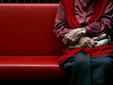 Väestön ikääntyminen kasvattaa vajetta.