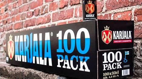 Ehditkö sinä ostaa oman 100-packisi ennen kuin ne loppuivat kaupoista?