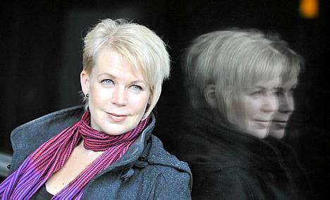 Elina Hirvonen.
