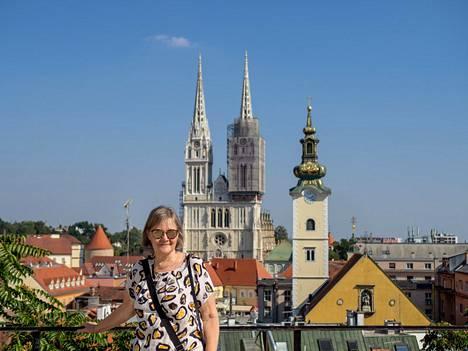 Kroatian pääkaupunki Zagreb oli pääkaupunkibongarin viimeinen saavutus.