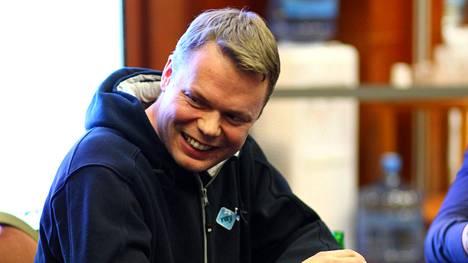 Juha Helppi jahtasi WSOP-voittoa 16 vuoden ajan. Arkistokuva.