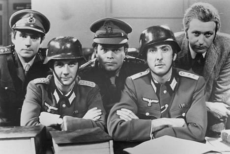 Monty Python ja lentävä sirkus -elokuvasta.