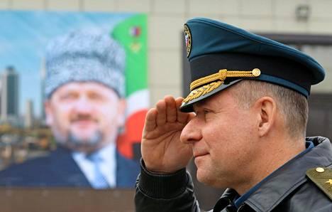 Toinen seuraajaehdokas on Jevgeni Zinitšev.