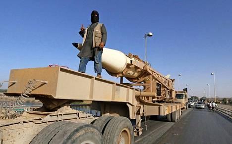Isisin nousun mahdollisti osittain valtatyhjiö, jonka Saddam Husseinin kaatuminen jätti jälkeensä.