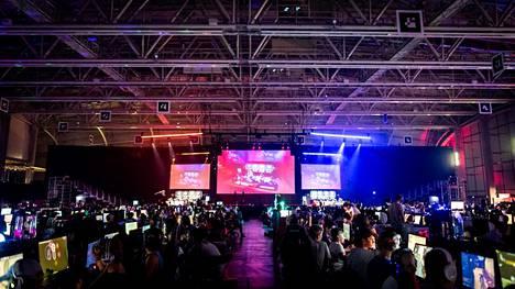 Assembly on Suomen suurin verkkopelitapahtuma, johon ei ole ikärajaa. Tapahtuman ohjelmatarjontaa, kuten CS-finaaleja, on voinut seurata päälavan suurelta screeniltä.