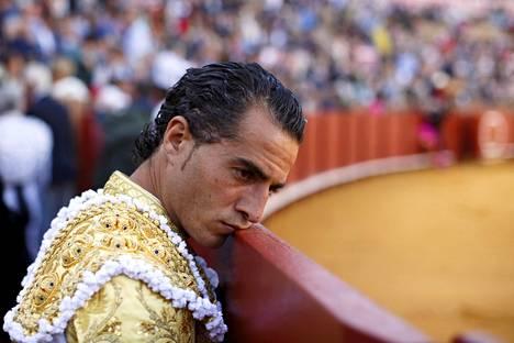 Fandiño oli ainoa vielä taisteleva härkätaistelija Baskimaasta.