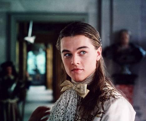 Leonardo DiCaprio Rautanaamiossa.