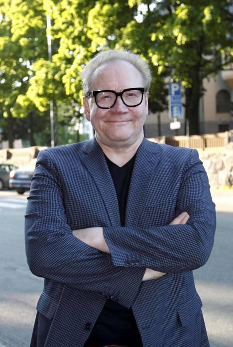 Kirjailija Jari Tervo.