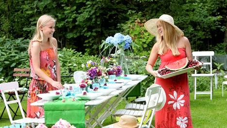 Vinkkien avulla kesäjuhlien järjestäminen on, no, kuin pelkkää juhlaa!