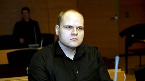 Markus Pöngälle luettiin maanantaina 27.1.2020 syyte törkeästä petoksesta Helsingin käräjäoikeudessa.
