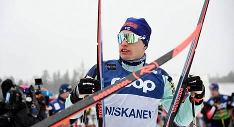 Olympiavoittaja ja maailmanmestari Iivo Niskanen kuuluu andorralaishiihtäjän suosikkeihin.