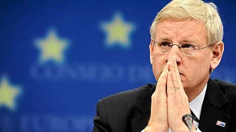 Wikileaks teki kiusallisen paljastuksen Carl Bildtistä.