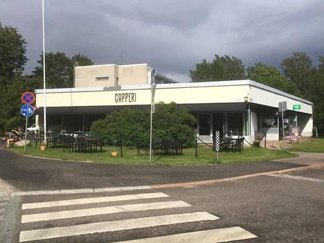 Capperi ja Kotipizza sijaitsevat samassa kiinteistössä Siltavoudintien varressa.