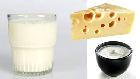 Tuftsin yliopistossa tehdyn tutkimuksen mukaan täysrasvaisten maitotuotteiden nauttiminen verrattuna kevytversioihin laski diabetesriskiä 46 prosenttia.
