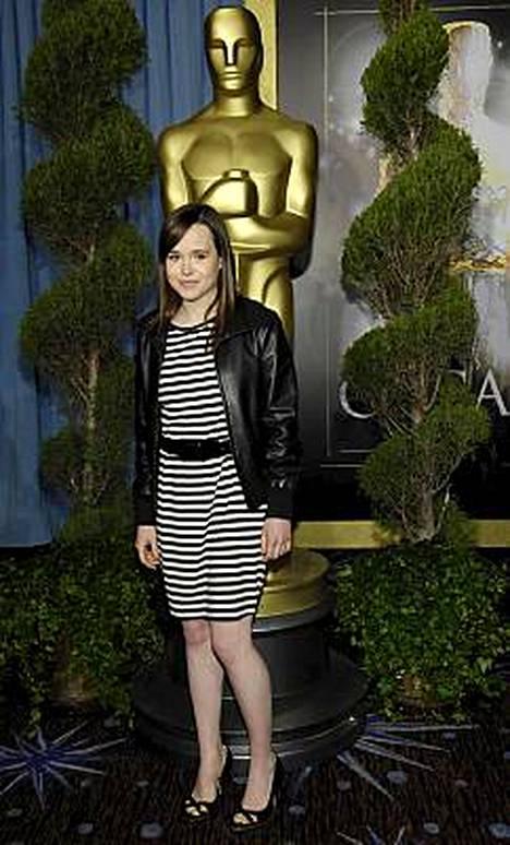 Ellen Page on Juno-elokuvan pääosassa.