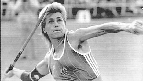 Petra Felke heitti vuonna 1988 hurjan maailmanennätyksen 80,00.