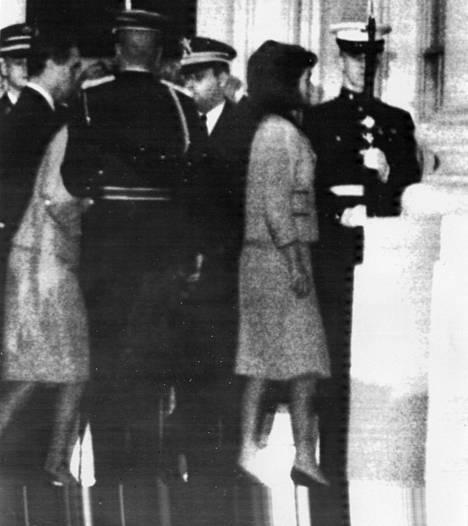 John F. Kennedyn murha Dallasissa 22.11.1963