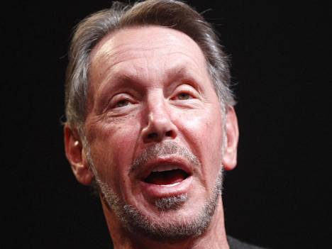 Larry Ellison on ollut tähän asti Oraclen ainoa pääjohtaja.