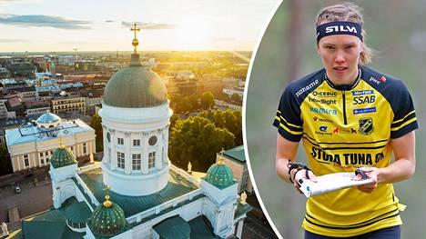 Suunnistuksen moninkertaisen maailmanmestarin, ruotsalaisen Tove Alexanderssonin odotetaan tähdittävän kisaa. Järjestäjän mukaan paras paikka seurata kilpailua on Helsingin tuomiokirkon portaat.