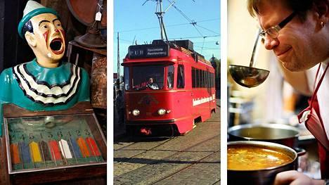 Ravintoloitsija Marc Aulén on asunut Helsingissä lähes koko ikänsä.