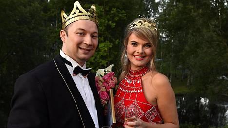 Marco Lundberg ja Erika Vikman ovat hallitsevat tangokuninkaalliset.