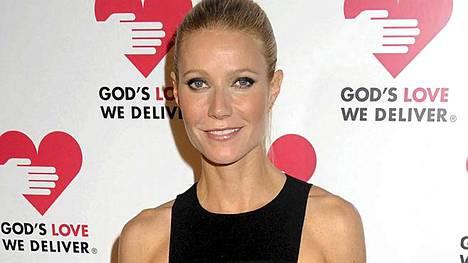 Kahden lapsen äiti Gwyneth Paltrow.