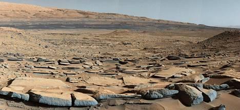 Nasa on tarjonnut Curiosity-luotaimensa ottamia autenttisia kuvia Marsista. Nasa ilmoitti hiljattain, että Marsista on löytynyt viitteitä juoksevasta vedestä.