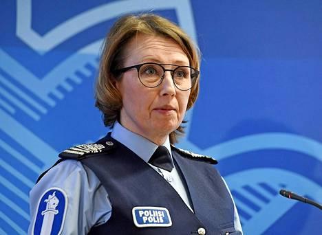 –Ulkomaalaisten tekemissä seksuaalirikoksissa näkyy myös kulttuurillisia asenneseikkoja, myöntää poliisitarkastaja Mia Poutanen.