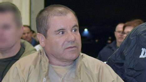 El Chapon oikeudenkäynti alkoi viime vuoden lopussa.